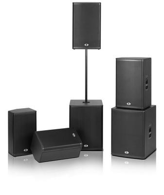 Новый стандарт для мобильных акустических систем – серия DYNACORD A-Line