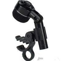 Микрофон ND44 является легким микрофоном на прищепке для крепления на томах и маршевых барабанах.