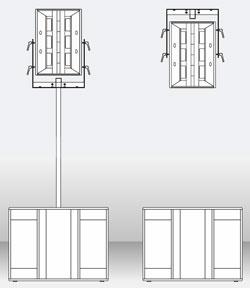 Системная конфигурация MAXLINE PROFESSIONAL.