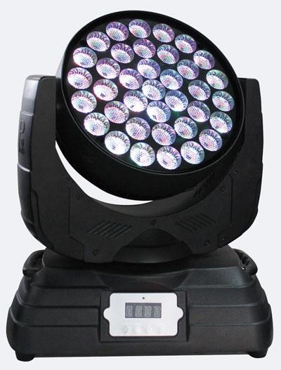 PR Lighting представляет новую компактную светодиодную голову XLED 1037