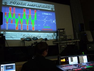 Презентация технологий,  применяемых в усилителях Dynacord и Electro-Voice
