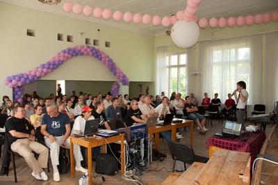 Семинар звукорежиссеров Украины 2011