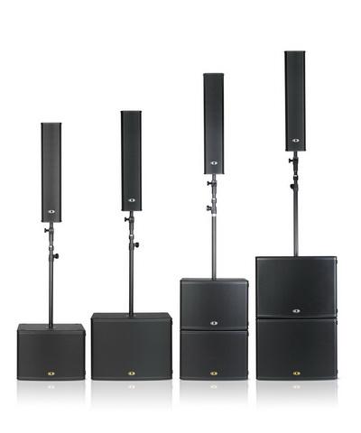 Новая акустическая серия Dynacord Vertical Array