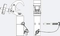 DTC1 система быстрого крепления линейного массива NOVA MAXLINE