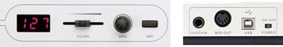 USB MIDI контроллер Samson Carbon® 49 выводит музицирование и написание музыки на абсолютно новый уровень доступности